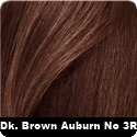 Dark Brown Auburn No 3R
