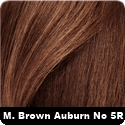 Medium Brown Auburn 5R