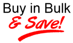 Buy In Bulk & Save